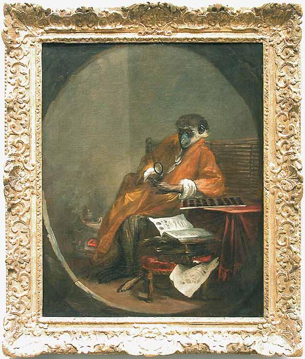 Jean- Siméon Chardin